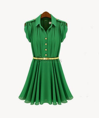 http://www.zdress.com/p-a-line-above-knee-chiffon-turn-down-collar-work-robesss-for-women-with-sash-z290226988